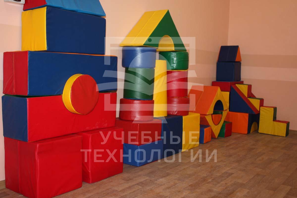 Мягкие игровые комнаты
