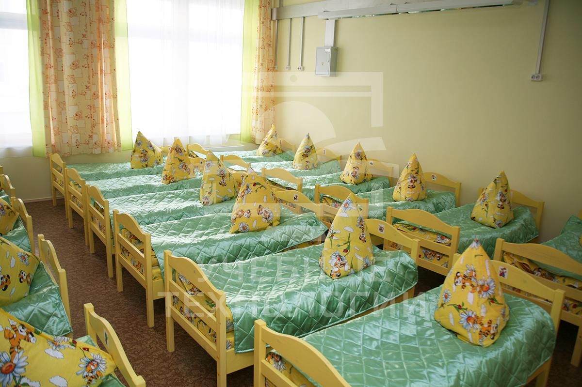 Комплектация детского сада под ключ