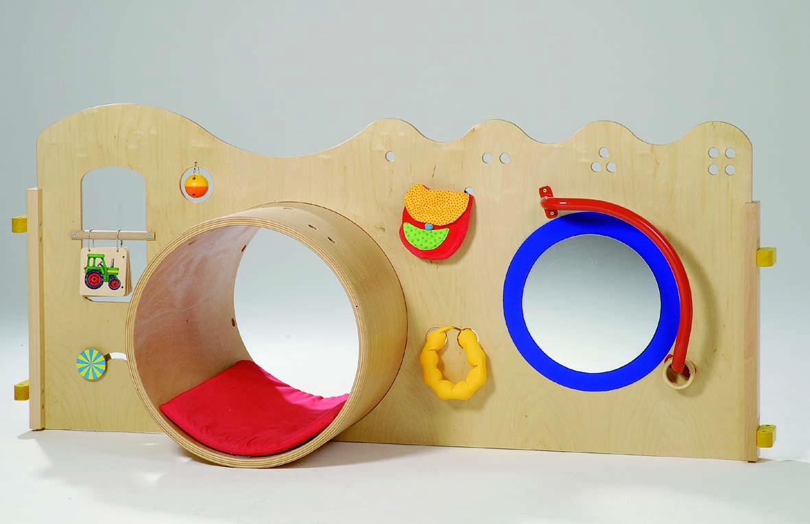 Игровой тоннель для детей своими руками 11