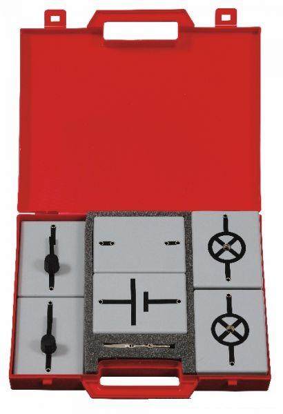 Электрический конструктор на магнитах