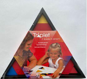 игра развивающая Треугольник 3021